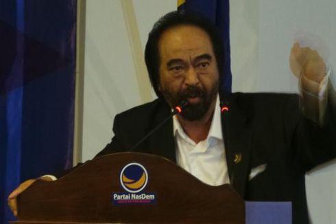 Surya Paloh Dukung Komjen Budi Gunawan Adukan KPK ke Kejaksaan Agung