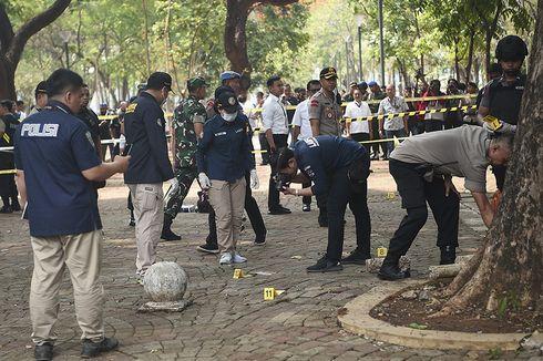 Terkait Ledakan Granat Asap, Polisi Disebut Sudah Periksa 52 CCTV di Monas