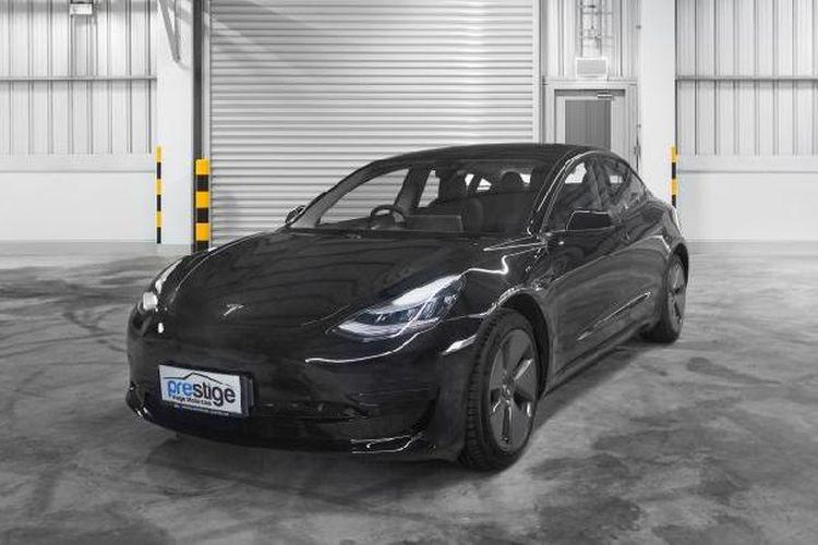 Tesla Model 3 facelift resmi diluncurkan Prestige Motorcars.