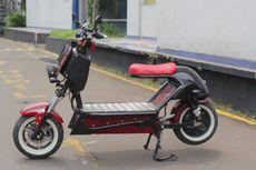 CEV 01, Motor Listrik Karya Mahasiswa Indonesia