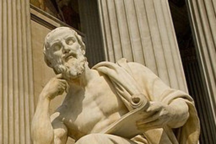 Herodotus. [Via Wikimedia Commons]