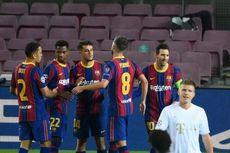 Barcelona Vs Ferencvaros, Messi Jadi Raja Gol Fase Grup Liga Champions