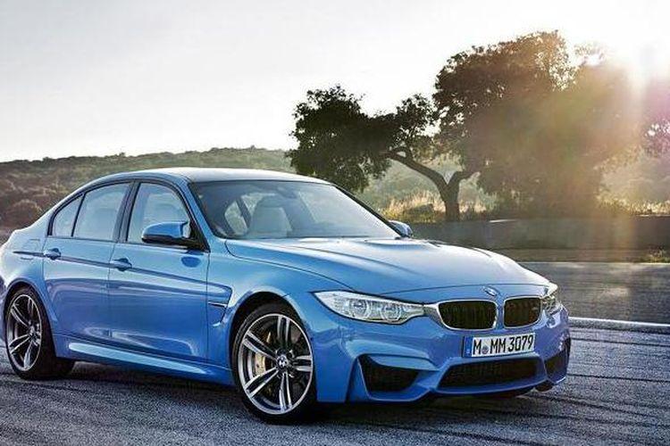 BMW M3 ini hanya untuk ilustrasi.
