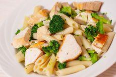 Resep Makaroni Brokoli Saus Putih untuk Sarapan Sehat