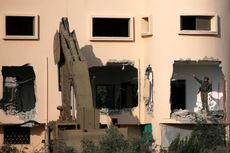PBB: Israel Hancurkan Lebih dari 500 Bangunan Palestina di Tepi Barat dan Jalur Gaza pada 2020