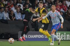 Hasil Liga Champions: Man United Kalah Menyakitkan, Bayern Bungkam Barcelona