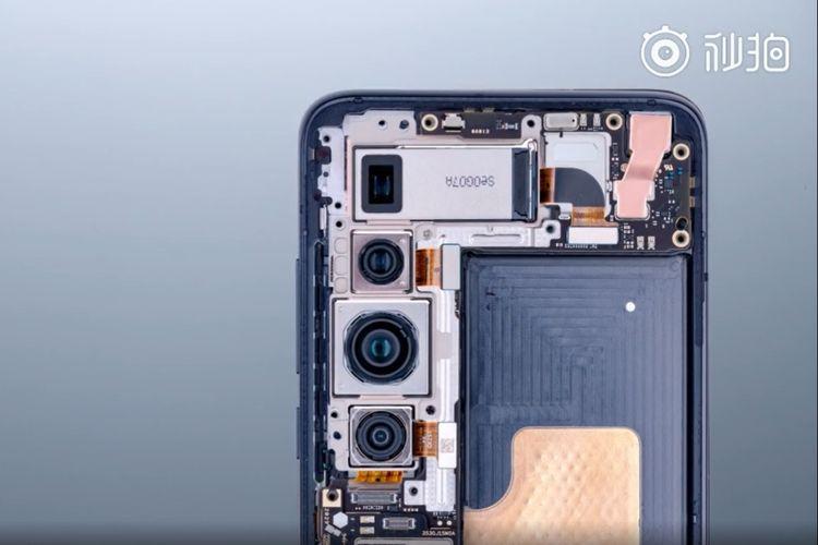 Xiaomi merilis video yang memerlihatkan isi dari Mi 10 Ultra