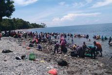 Ada Butiran Emas di Pantai, Warga Desa Tamilouw Tolak Orang Luar yang Ingin Berburu, Ini Alasannya