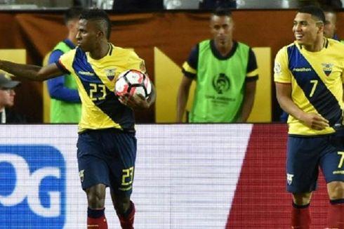 Hasil Copa America, Ekuador-Peru Berakhir Imbang