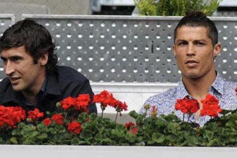 Beda Raul Gonzalez dan Cristiano Ronaldo