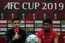 Defisit Satu Gol, PSM Yakin Kalahkan Becamex di Piala AFC 2019