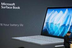 Laptop Microsoft Surface Book Diperbarui, Core i7 dan Baterai 16 Jam