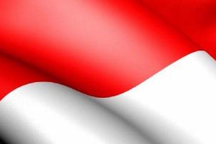 71 Gambar Bendera Merah Putih Sedang Berkibar Paling Bagus