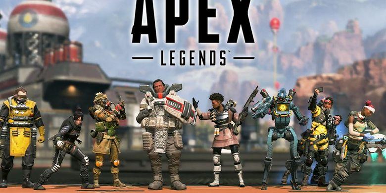"""Apa yang Bikin Game """"Apex Legends"""" Bisa Ungguli """"Fortnite""""? Halaman all -  Kompas.com"""