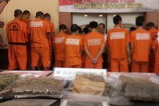 Bogor Darurat Narkoba, Polisi Ungkap 17 Kasus dan Amankan 20 Pengedar Selama September 2019