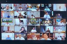Rapat Jokowi Kembali Virtual Usai Wakil Wali Kota Solo Positif Covid-19, Ini Penjelasan Istana