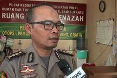 RS Polri Terima Dua Kantong Potongan Tubuh, Diduga Milik Korban Kecelakaan Tol Cipularang