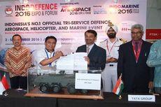Tata Motors Mau Rakit Mobil Militer di Pindad