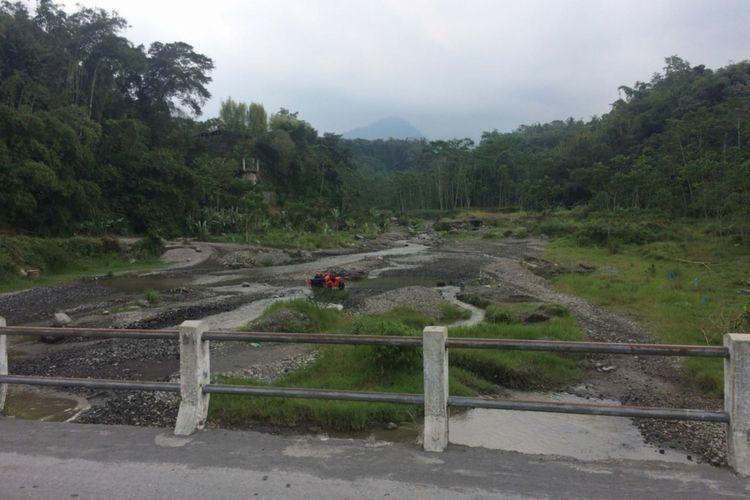 Aktivitas Jep lava Tour Gunung Merapi masih Beraktivitas seperti Biasa, namun dibatasi