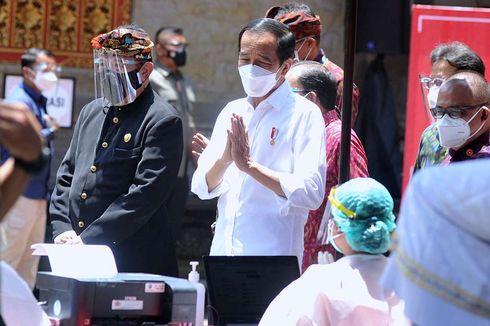 Survei: 55,4 Persen Masyarakat Indonesia Percaya Jokowi Mampu Tangani Pandemi