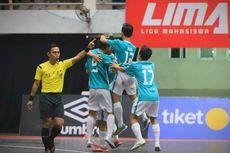 Dua Tim Futsal Kota Pahlawan Sandingkan Gelar Juara