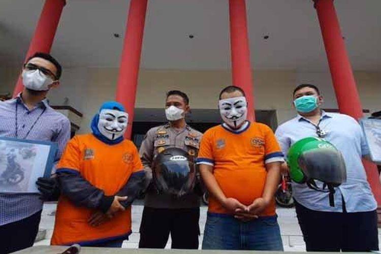 Sosok Hamida dan suami selaku penculik Ara. Benarkah ada motif rebutan rumah warisan di Karanggayam I Surabaya?
