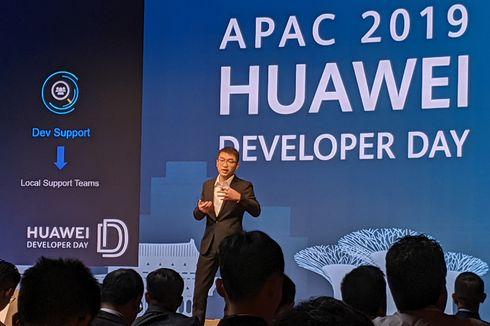 Janji Huawei untuk Menarik Pengembang ke Toko Aplikasinya