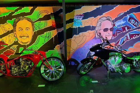 IIMS Motobike Show 2020 Hadirkan Lagi Motor Custom di Fantasy World