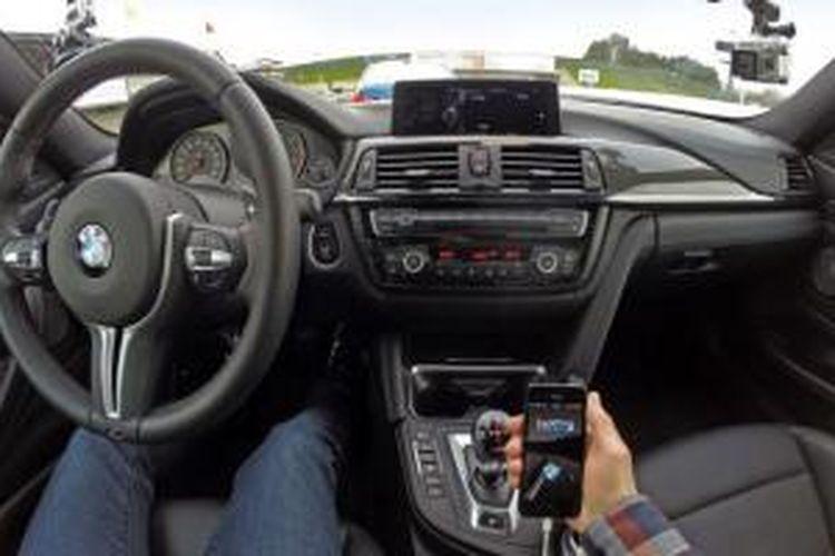 BMW akan mengoneksikan semua model mobil dengan GoPro.