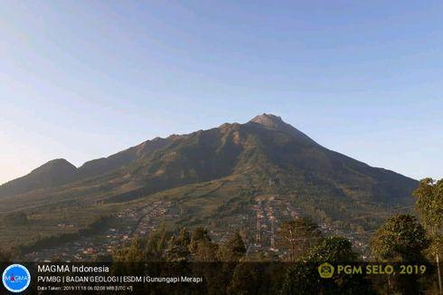 Update PVMBG: Ini Kondisi Terkini 12 Gunung Api di Indonesia