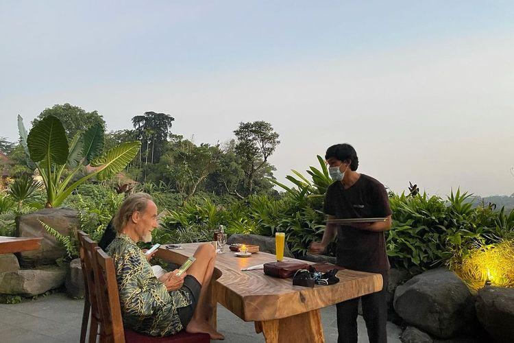 Taman Dedari, Ubud, Gianyar, Bali DOK. Instagram.com/tamandedari