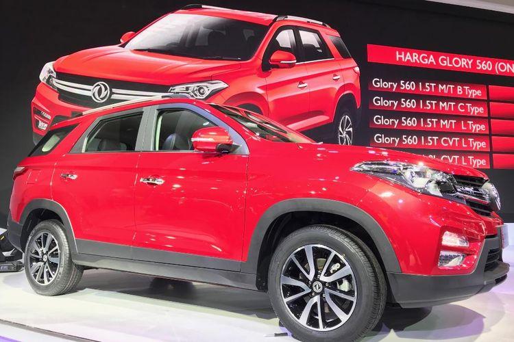 Glory Auto Sales >> Harga Dfsk Glory 560 Mulai Rp 180 Jutaan