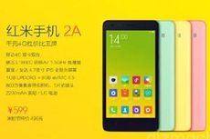 Xiaomi Perkenalkan Redmi 2A, Ponsel 4G Murah
