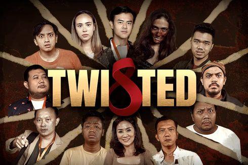 Main di Serial Twisted, Dion Wiyoko dan Pamela Bowie Alami Kejadian Menegangkan