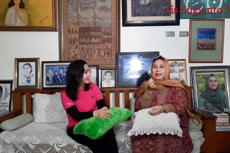 Yessy Gusman menceritakan kisah masa mudanya saat masih aktif di dunia seni peran. Yessy juga menjawab pertanyaan-pertanyaan dari Iis Sugianto terkait hubungannya dengan Rano Karno.