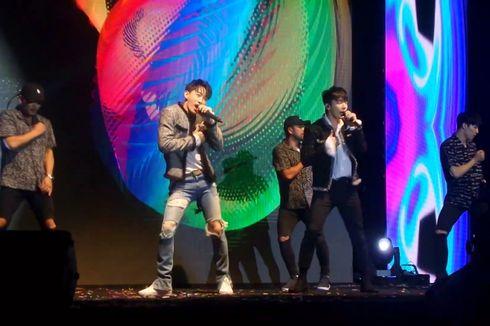 Setelah Wamil, Eunhyuk dan Donghae Super Junior Tampil di Jakarta