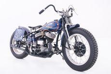HD WLA 1942, Restorasi Motor Zaman Perang Modal Mesin dan Girboks