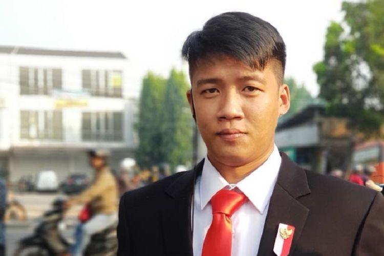 Withithep Komolhiran alias Saddum So, freestyler Thailand yang menjadi stuntman Presiden Joko Widodo dalam video aksi moge di pembukaan Asian Games 2018.