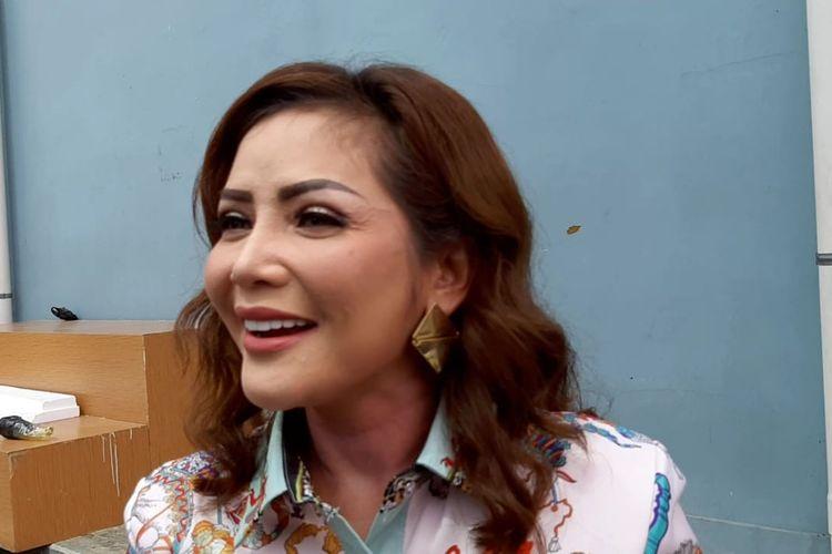 Kristina saat ditemui di kawasan Tendean, Jakarta Selatan, Senin (2/3/2020).