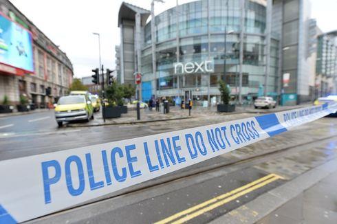 Seorang Pria Berpisau Serang Pengunjung Mal Inggris, 5 Orang Terluka