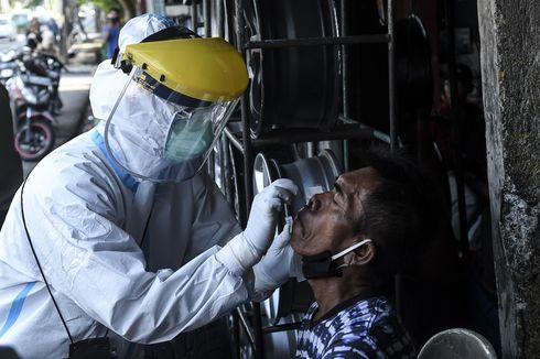 Pedagang di Pasar Jakarta yang Tolak Swab Test Covid-19 Dilarang Berjualan