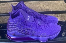 Intip Nike LeBron 17