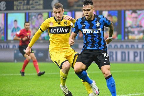Hasil dan Klasemen Liga Italia, Beda Nasib Duo Nerazzurri