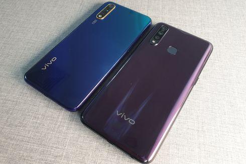Memilih Ponsel Rp 3 Jutaan, Vivo S1 vs Vivo Z1 Pro?