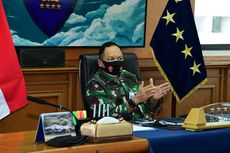 TNI Resmikan Politeknik Angkatan Udara dan Prodi Magister Baru