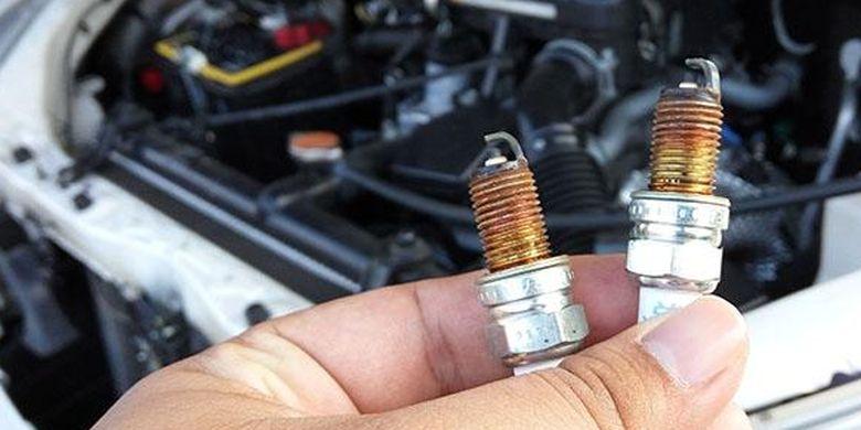 Kenapa Motor Dan Mobil Injeksi Wajib Pakai Busi Khusus