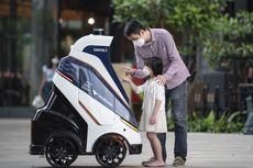 Oscar, Robot Cerdas yang Bisa Bantu Cari Jalan di Singapura