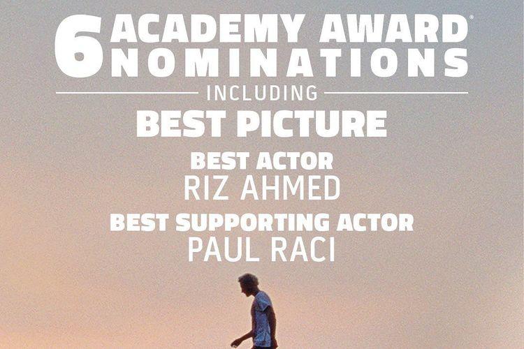 Film Sound of Metal raih 6 nominasi Oscar 2021