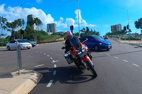 Touring Lintas Negara, Motor Bisa Tak Lolos Hanya Karena Berdebu
