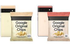 Google Promosi Pixel 6 Pakai Keripik